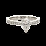 bague diamant taille fantaisie en ligne