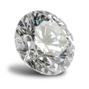 Paire assortie diamants 0.60 carat H SI1/VS2 GIA/HRD 1.22ct Very good/Excellent Excellent Excellent