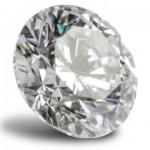 Paire assortie diamants 1 carat H/I SI2 GIA/HRD 2.07ct Excellent Excellent Excellent