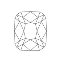 Paire assortie diamants 1 carat H SI2 HRD 2.05ct  Excellent Excellent