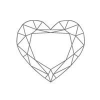 Diamant 0.9 carat H SI1 HRD 0.92ct  Excellent Excellent None 6.49 x 6.78 x 3.61 mm