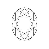 Paire assortie diamants 0.45 carat E/D VVS1 GIA 0.90ct  Excellent Good,Very good